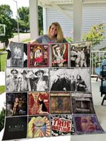 Jane'S Addiction Quilt Blanket