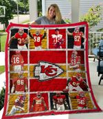 Bc – Kansas City Chiefs Quilt Blanket 02