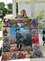 Bo Diddley Albums Quilt Blanket For Fans Ver 17