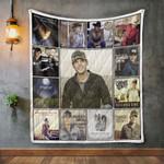 Granger Smith Album Covers Quilt Blanket