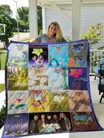 Yes Band Live Albums Quilt Blanket