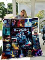 Tron Quilt Blanket 0648