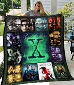 The X-Files Quilt Blanket