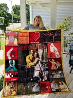 West Side Story Quilt Blanket 01
