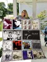 The Smiths Quilt Blanket