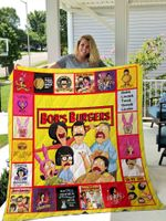 Bobs Burgers All Season Plus Size Quilt Blanket