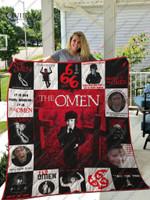 The Omen Quilt Blanket