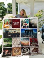 P.O.D Albums Quilt Blanket For Fans