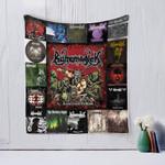 Runemagick Quilt Blanket