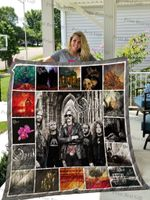 Opeth Albums Cover Poster Quilt Blanket Ver 2