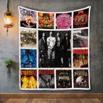 Pantera Album Covers Quilt Blanket
