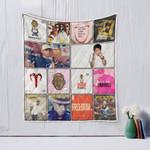 Pharrell Williams Quilt Blanket