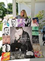 Sam Smith Albums Quilt Blanket For Fans Ver 17