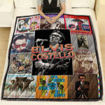 Elvis Costello Quilt Blanket For Fans