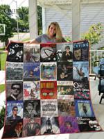 Roy Orbison Quilt Blanket For Fans Ver 25