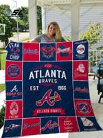 Mlb – Atlanta Braves Quilt Blanket