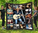 Jason Aldean Quilt Blanket
