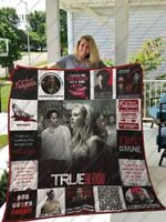 True Blood Quilt Blanket