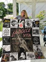 La Dolce Vita Quilt Blanket For Fans Ver 17