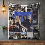 All Saints Album Covers Quilt Blanket