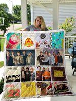 Kaiser Chiefs Albums Quilt Blanket For Fans Ver 14