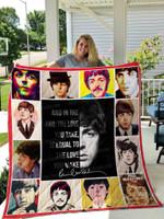 Paul Mccartney Quilt Blanket 02
