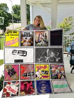 Sex Pistols Quilt Blanket