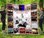 Backstreet Boys Quilt Blanket