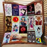 Mulan Quilt Blanket