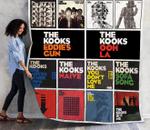 The Kooks Singles Quilt Blanket Ver14