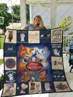 The Aristocats Quilt Blanket