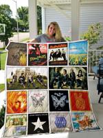 Stone Temple Pilots Albums Quilt Blanket For Fans Ver 13