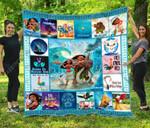 Moana – Quilt Blanket