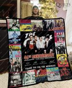 The Clash Quilt Blanket 02
