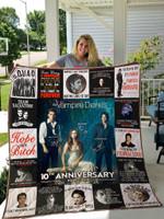 Mofi – The Vampire Dairies Quilt Blanket For Fans Ver 17-1