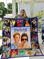 The Princess Diaries Quilt Blanket 01