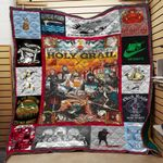 Monty Python And The Holy Grail Quilt Blanket