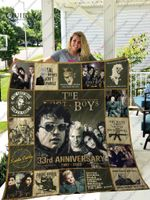 The Lost Boys Quilt Blanket