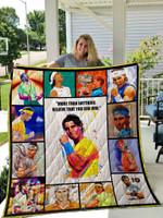 Rafael Nadal Quilt Blanket 01