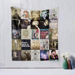 Stevie Nicks Quilt Blanket Ver 01