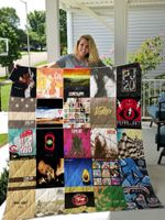 Pearl Jam Style 2 Quilt Blanket