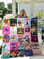 Heathers Quilt Blanket 0614