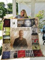 Chris Tomlin Albums Quilt Blanket For Fans Ver 17