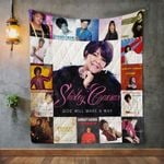 Shirley Caesar Quilt Blanket