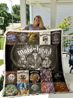 Motörhead Albums Quilt Blanket