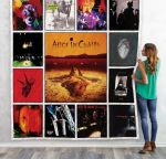 Alice In Chains Quilt Blanket