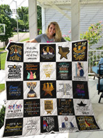 Mofi – Hamilton Quilt Blanket For Fans Ver 25