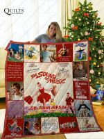 Mofi – The Sound Of Music (1965) Quilt Blanket