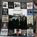 Blues Brothers T-Shirt Quilt Blanket