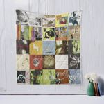 Ani Difranco Quilt Blanket